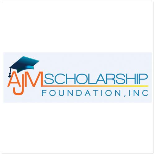 ajm scholarship logo